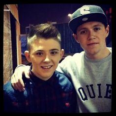 Niall and Nicky