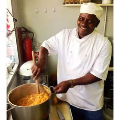 CHEF SANDILE'S CHAKALAKA RECIPE   Cape Fusion Tours South African Dishes, South African Recipes, Roasted Meat, Grilled Meat, Food Network Star, Food Network Recipes, Pap Recipe, Meat Recipes, Cooking Recipes