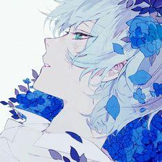 Dessin à la mode art triste belles idées - cane / Shin /Vadim - Haus ideen M Anime, Anime Kawaii, Anime Guys, Anime Art, Anime Style, Art Triste, Art Manga, Estilo Anime, Image Manga