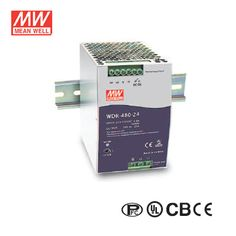 DIN Rail PS 960W 24V 40A TDR-960-24 Meanwell AC-DC SMPS TDR-480 Series MEAN WELL Switching Power Supply