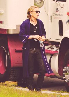 Is JCB Jace or What?? Half Shadowhunter Gear, and in a freaking robe. The stance and the face...It is SO Jace..cracking me up :)