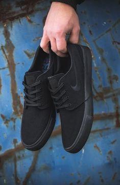 Nike Skateboarding Zoom P rod X Shoes BlackWhite