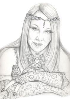Carly by Imramma.deviantart.com on @deviantART