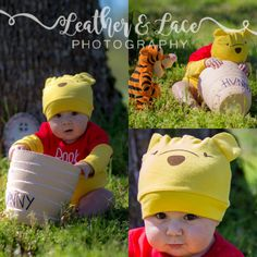 Winnie the Pooh photography