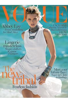 First look: Abbey Lee for Vogue Australia April 2014 - Vogue Australia