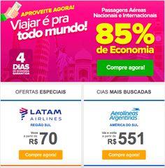 Ainda dá tempo de aproveitar o último dia de ofertas do feriadão ☀ RumoNet Viagens! Acesse agora ✈ www.rumonet.com.br e faça já sua reserva!