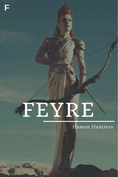 Feyre meaning Human Huntress Literary names pronounced fay-rah F baby girl names F baby names female names whimsical baby names baby girl names traditional names names that start with F strong baby names unique baby names feminine names Unisex Baby Names, Baby Girl Names, Pretty Names, Cool Names, F Names, Literary Names, Female Character Names, Character Ideas, Female Fantasy Names