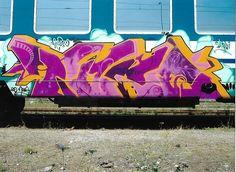 Violetta. 2006. #treno #train #writing #aerosolart #graffiti