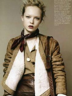 Vogue Paris, August 2010.