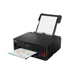Canon PIXMA G5070 Refillable Ink Tank Wireless All-In-One for High Volume Printing