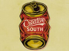 Just something I did for fun! Getting geared up for Creative South in a couple of weeks, ready to hang out with friends I haven't seen in a year or two, not to mention learn a lot! Columbus Georgia...