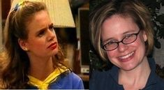 Kimmy Gibler (Andrea Barber) from Full House: | 32 Of Your Childhood Crushes Then AndNow