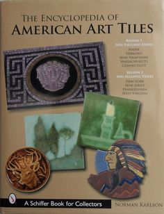 A must for the American Tile collector.