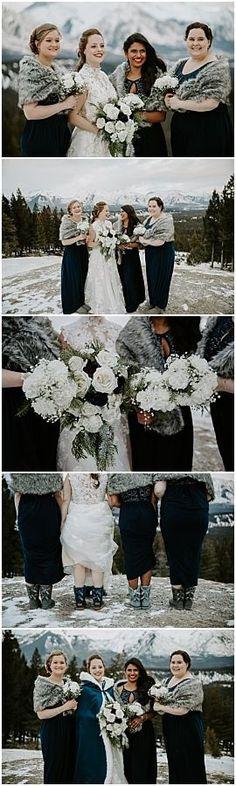 Tunnel Mountain wedding photos in Banff. Winter wedding photos in Banff. Theatre Wedding, Wedding Games, Wedding Vendors, Wedding Couples, Wedding Ideas, Navy Wedding Colors, Winter Wedding Colors, Wedding Gallery, Wedding Photos