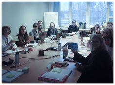 AGe Learningpartnership Jan 2015, Rauma Finland.
