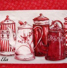 Decoupage, guardanapos e outras decorações - Fotos - cair na minha criação - Cozinha - cozinha de especiarias-10