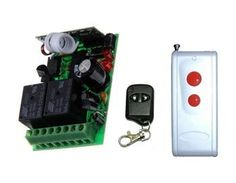 266-433MHz Wireless Remote Control Switch Board Module System AK-RK02DS+AK-D02+AK-MF02 by QLPD. $51.94. The wireless remote switch is a high-security, large memory capacity, stable performance, low power consumption of the features, and easy to use. Energy-saving design allows long battery life usage. The wireless remote control switch system is custom designed. It is safe and flexible for recovery operation. The remote control can widely used in garage doors, elec...