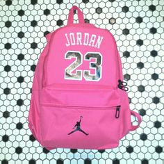 226082051e Swarvoski Crystal Jordan 23 Backpack Jordan 23 Backpack Measures Approx.  18