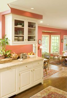 Light Orange Kitchen Walls perfect orange kitchen walls with white cabinets the natural