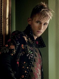 January 2016 saw Machine Gun Kelly hitting the catwalk for the first time as model. The 25 year-old rapper and Cleveland, Ohio native walked for Joshua Kane's fall-winter 2016 show during London Collections: Men. Getting his feet wet in the fashion world, Machine Gun Kelly also recently appeared in the pages of Italian fashion magazine... [Read More]