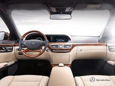 Mercedes-Benz S-Class. Automotive icon.