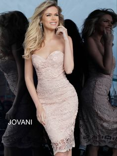 Jovani - 1401 Lace Sweetheart Sheath Dress With Capelet – Couture Candy Summer Formal Dresses, Casual Dresses For Teens, Royal Dresses, Sexy Dresses, Elegant Dresses, Pretty Dresses, Wrap Dresses, Vintage Dresses, Beautiful Dresses