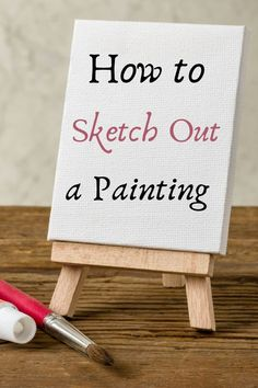 Learn what to do before you start a painting! How to make a sketch on your canvas before starting your painting. Learn what to do before starting your painting. What to do before Oil Painting. Learn how to start a painting. How to sketch out a painting. Oil painting tutorial. Oil painting for beginners. Learn how to paint. Oil painting demonstration. #oilpainting #whattodobeforepainting #howtosketchyourpainting #howtostartapainting #startapainting #oilpaintingforbeginners #learnhowtopaint Oil Painting For Beginners, Acrylic Painting Techniques, Painting Lessons, Painting Tips, Art Lessons, Painting Tutorials, Basic Drawing, Step By Step Painting, Sketch Painting