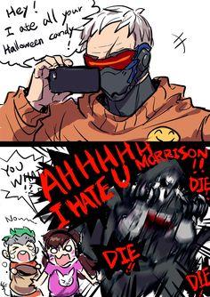 Overwatch Halloween Log [1]