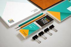 Em Cartaz - Brand Identity. The branding specialists at Kempeli Design e Comunicação have created the corporate design for Em Cartaz, a guide for cultural
