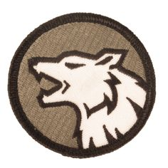 Wolf head morale patch