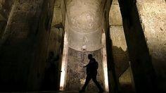 Da domenica l'apertura al pubblico del monumento. Venti secoli di misteri custoditi sotto 9 metri di terra