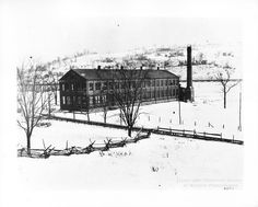 Westinghouse Electric Corporation East Pittsburgh Plant, ca. 1893.