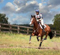 Rolex 3-Day Event '13 - EquiSportPhotos Lynn Symansky and Donner ...