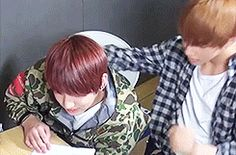 Don't mind me as I roll around in my taekook feels