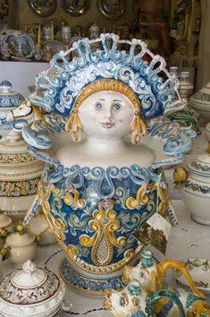 Grottaglie, regno della ceramica - Artigianato - Puglia