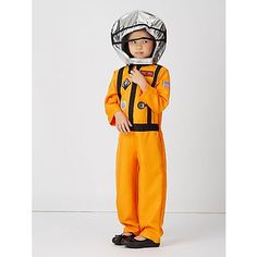 Astronaut Fancy Dress Costume | Kids | George at ASDA
