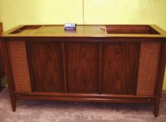 Magnavox Console Stereo | history | Console, Consoles, Vintage