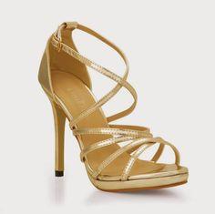 Zapatos Dorados Tacones Mejores Imágenes 12 De Dorados 8wxYZFTFq