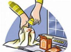 Remover manchas de ferrugem da roupa