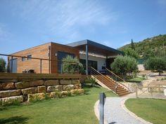 13 casas pré-fabricadas feitas em Portugal com pouco tempo e dinheiro (De Catarina Rodrigues - Homify)