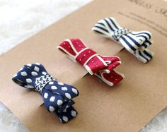 baby hair clips hair clips for baby baby by CloudlessSkyDesign