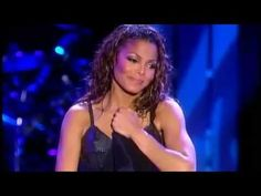 Janet Jackson Come back to me/let's wait awhile/again live in hawaii HD