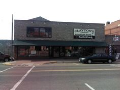 """clayton's hardware store - """"i've worked at clayton's since i started at wsu. it's the largest independent hardware store in the portland area."""" - fifty shades of grey"""