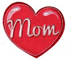 Mom Single I Love You Mom, Because I Love You, Mother's Day Projects, All Design, Machine Embroidery Designs, Stitch, 4x4, Products, Love You Mum