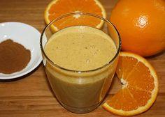 Orange coconut chia