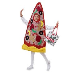 Halloween Costumes: Pizza Costume