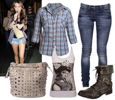 Image detail for -miley style