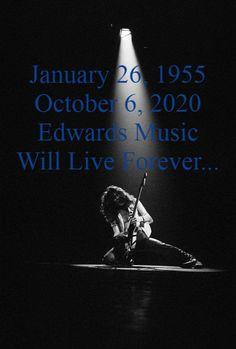Alex Van Halen, Eddie Van Halen, In Memorian, Back In The Day, Van Halen Lyrics, David Lee Roth, Best Guitarist, Gone Too Soon, Rock Music