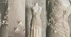 Fairy Wedding Dress By Moonalia