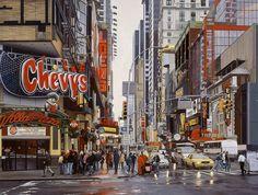 Nathan Walsh,  Contemporary British Realist Painter   / Painting